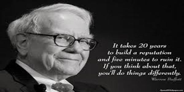 Salah Satu Orang Terkaya Dunia - Warren Buffet