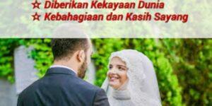 rezeki setelah menikah menurut Islam